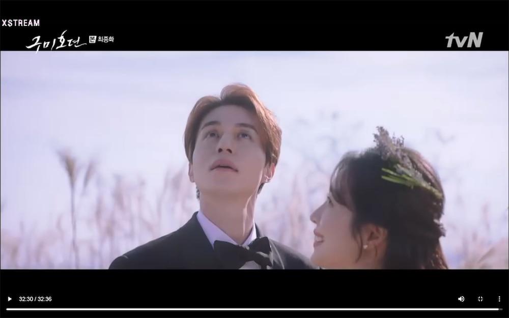 'Bạn trai tôi là hồ ly' tập cuối: Kim Bum đổi mạng để Lee Dong Wook hồi sinh, kết buồn cho dàn phụ? 43