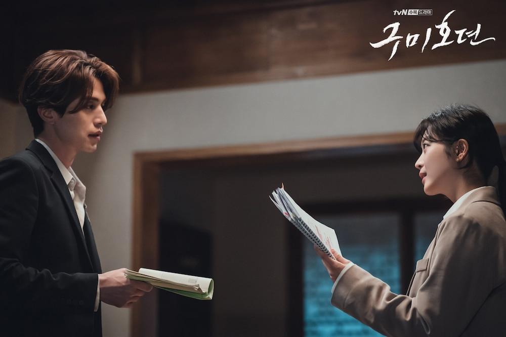 Tung hậu trường 'Bạn trai tôi là hồ ly' sau tập cuối: Lee Dong Wook - Jo Bo Ah 'phim giả tình thật'? 0