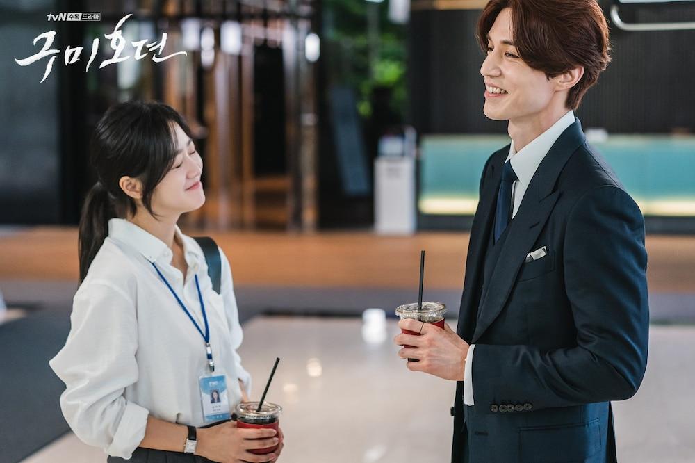 Tung hậu trường 'Bạn trai tôi là hồ ly' sau tập cuối: Lee Dong Wook - Jo Bo Ah 'phim giả tình thật'? 1