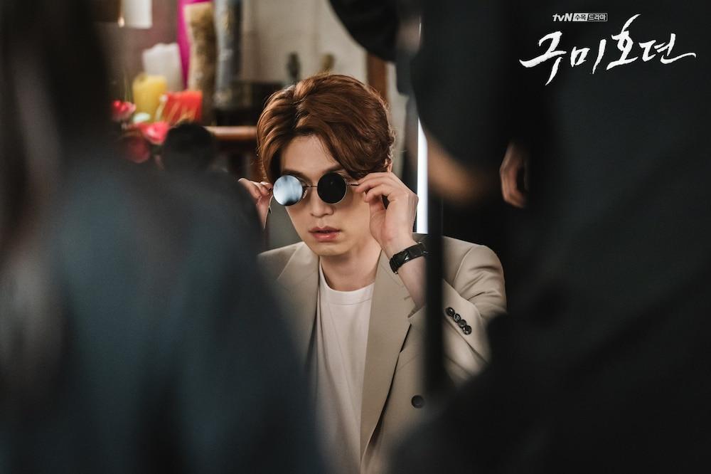 Tung hậu trường 'Bạn trai tôi là hồ ly' sau tập cuối: Lee Dong Wook - Jo Bo Ah 'phim giả tình thật'? 5