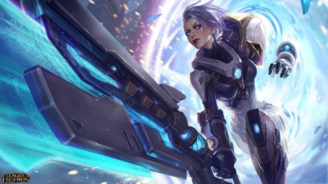 Khả năng tạo giáp hay gây sát thương của Riven sẽ được cường hóa rất nhiều khi nằm trong đội hình Phù Thủy
