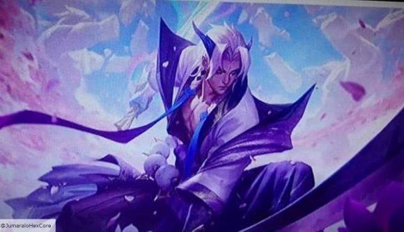 Splash được cho là skin Hoa Linh Lục Địa của Yone cho thấy nhân vật này dường như còn trẻ hơn chính em trai Yasuo