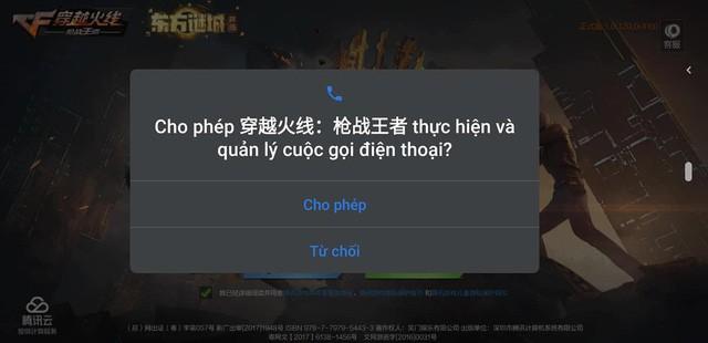 Hãy cẩn trọng! Đây là những thứ mà một game mobile Trung Quốc sẽ làm với điện thoại và thông tin của bạn 4