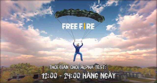 Hình ảnh Free Fire thuở sơ khai khi chưa về tay Garena, được vận hành 100% bởi người Việt và hoàn toàn không hút máu 1
