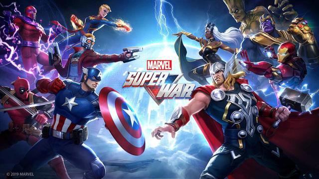 Liên Quân nên dè chừng, Marvel Super War có biến lớn, một ông lớn sắp phát hành chính thức tại Việt Nam? 0