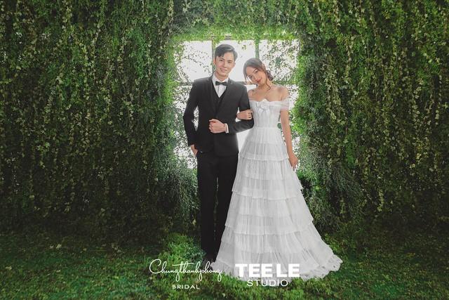 Cara - Noway bất ngờ tung loạt ảnh 'cô dâu chú rể' ngọt ngào, fan kêu gọi 'cưới thật luôn đi' vì quá đẹp đôi 1