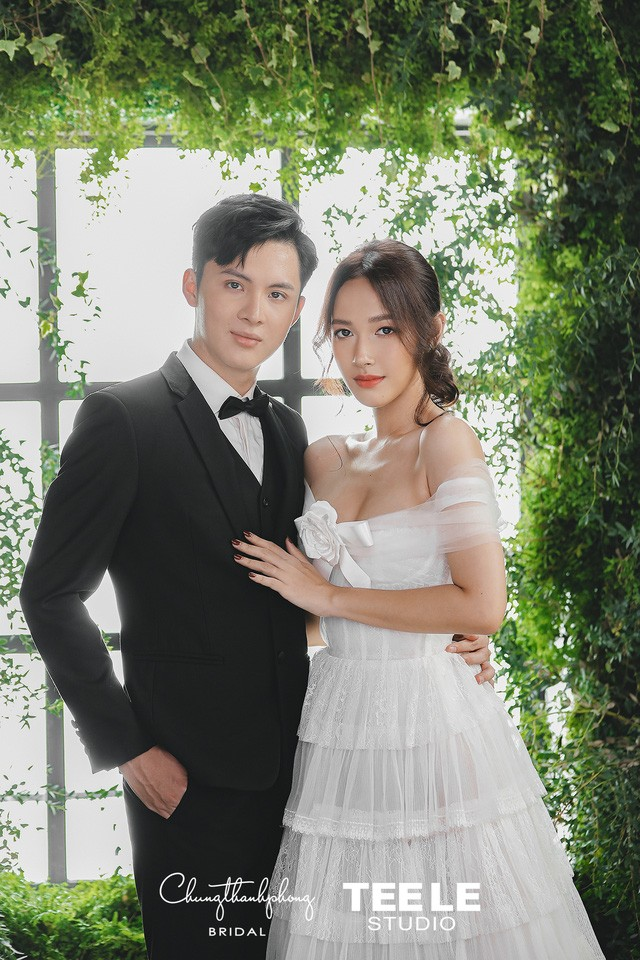 Cara - Noway bất ngờ tung loạt ảnh 'cô dâu chú rể' ngọt ngào, fan kêu gọi 'cưới thật luôn đi' vì quá đẹp đôi 2