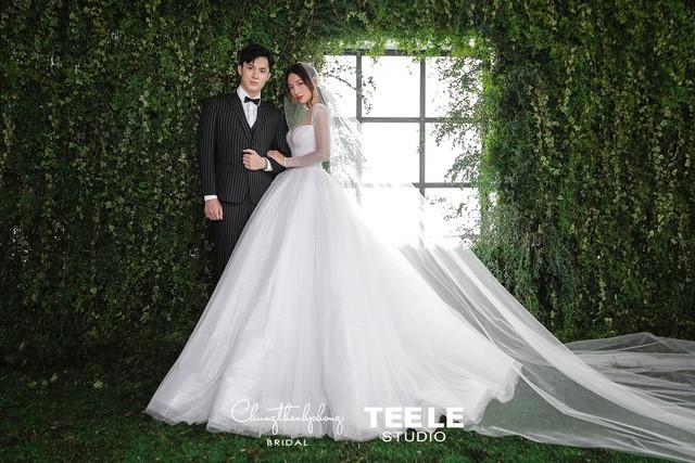 Cara - Noway bất ngờ tung loạt ảnh 'cô dâu chú rể' ngọt ngào, fan kêu gọi 'cưới thật luôn đi' vì quá đẹp đôi 5