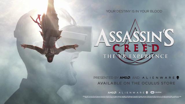 Assassin's Creed và Splinter Cell sẽ có chế độ VR trong tương lai, ai dám bảo VR chỉ dành cho game bắn súng FPS 1