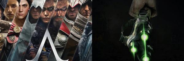 Assassin's Creed và Splinter Cell sẽ có chế độ VR trong tương lai, ai dám bảo VR chỉ dành cho game bắn súng FPS 0