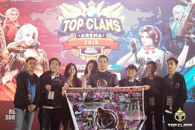 Một lần nữa các cộng đồng game thủ có thể gặp gỡ và thể hiện đam mê dành cho esport thông qua Top Clans 2020