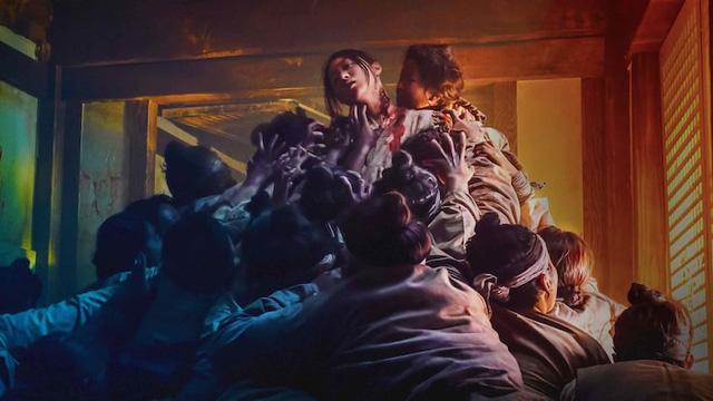 Series phim xác sống cổ trang kinh điển của điện ảnh Hàn Quốc được chuyển thể thành game mobile cực chất 2