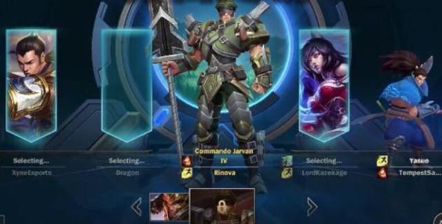 Jarvan đệ Tứ - vị tướng sẽ cực kỳ dễ chơi trong LMHT: Tốc Chiến?
