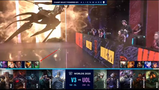 Twitch vừa bị V3 Esports cấm trong trận đấu với Unicorn of Love