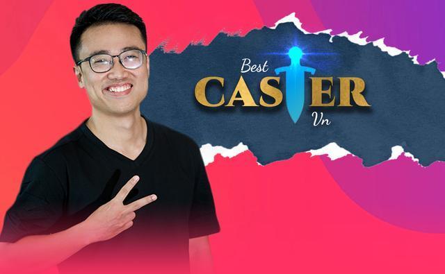BLV Hoàng Luân: Ling Cao Thủ và Văn Tùng là 2 ứng viên nặng ký cho chức vô địch giải đấu solo Best Caster VN 1