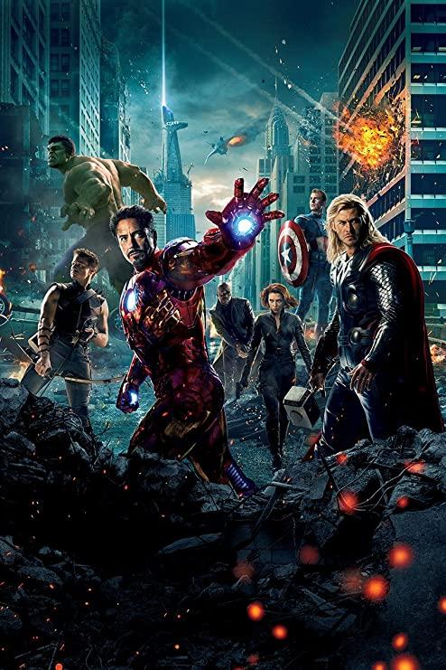 Bộ phim The Avengers được là một trong những bom tấn được Paramount Pictures sản xuất