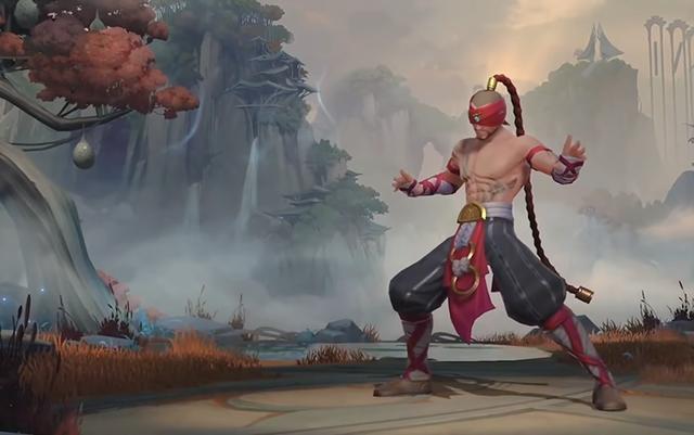 Liên Minh: Tốc Chiến trình làng Lee Sin, game thủ vỡ òa với cơ chế Hộ Thể không cần Cắm Mắt 3