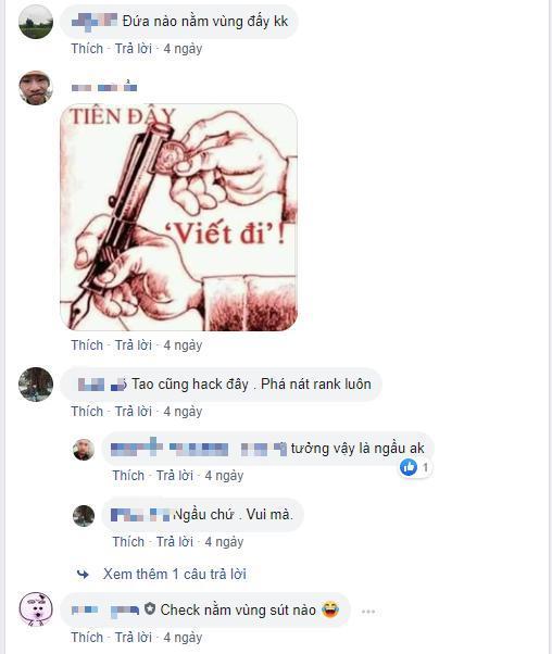 Hacker tuyên bố sẽ phá nát rank Việt
