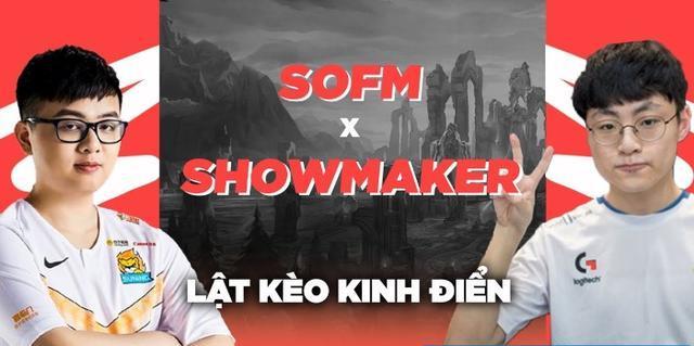SofM và Showmaker là một cặp đôi khét tiếng trong rank Hàn