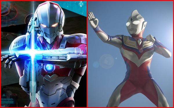 Ultraman sẽ tồn tại dưới dạng skin với cốt truyện 'siêu anh hùng' giải cứu thế giới.