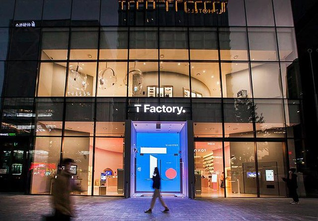 T Factory sẽ tọa lạc tại con phố Hongdae sầm uất