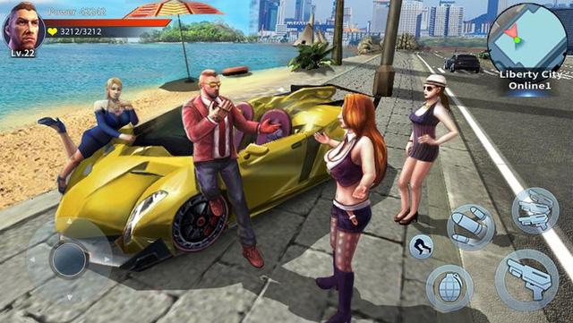 Những tựa game 'người lớn' giống hệt như GTA 5 nhưng lại hoàn toàn miễn phí trên di động 3