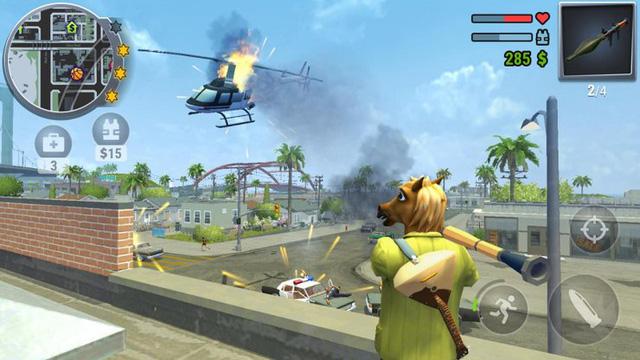 Những tựa game 'người lớn' giống hệt như GTA 5 nhưng lại hoàn toàn miễn phí trên di động 5