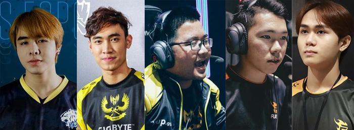 5 tuyển thủ đại diện Việt Nam tham dự All Star 2020