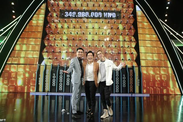 Pewpew cùng ViruSs chiến thắng 350 triệu trong gameshow 'Tường lửa'