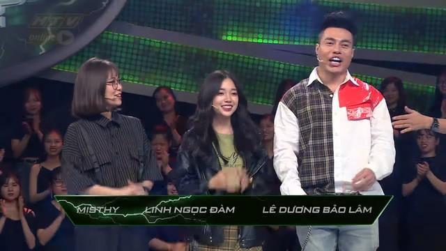 Các streamer MisThy, Linh Ngọc Đàm,... cũng từng tham gia các gameshow cùng nhau