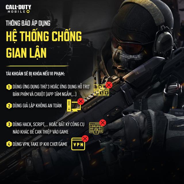 Sau khi ra mắt được 1 tuần nhưng ngay từ những ngày đầu tiên Call of Duty Mobile VN đã hô mưa gọi gió cực kỳ ấn tượng trong cộng đồng game mobile.