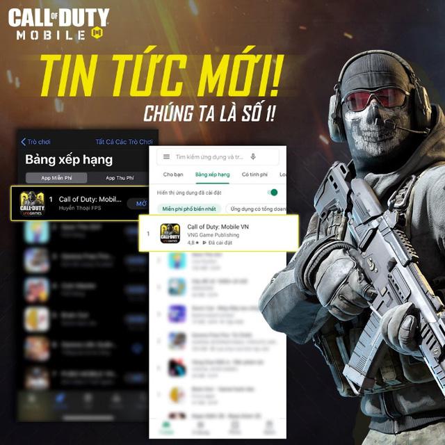 Call of Duty: Mobile - Hành trình từ Garena sang VNG, 1 bước chuyển đổi khiến game thủ 'an tâm mà chơi' 2