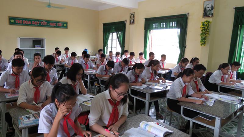 Thêm nhiều địa phương cho học sinh nghỉ học phòng chống dịchCovid-19