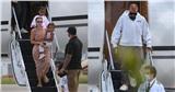 Kim Kardashian và Kanye West hội ngộ, trở về Mỹ bằng chuyên cơ sau kỳ nghỉ cứu vãn cuộc hôn nhân căng thẳng