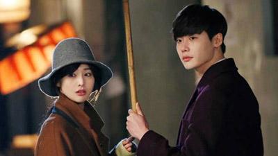 Fan đau lòng vì dù đẹp đôi ngây ngất, Lee Jong Suk - Trịnh Sảng vẫn bị cấm vận