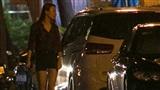 [Video nóng] Cường Đôla và Đàm Thu Trang cùng về nhà riêng trong đêm