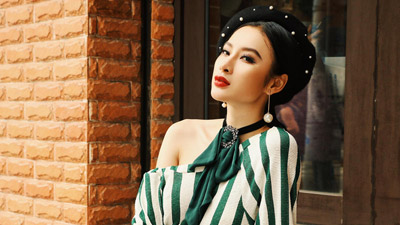 Angela Phương Trinh khoe street style chất lừ dẫn đầu xu hướng