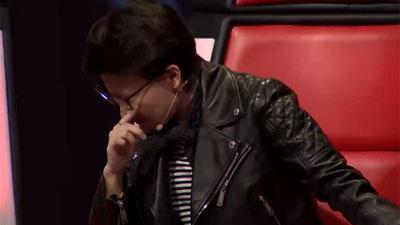 Tiên Cookie khóc nức nở khi học trò trình diễn ca khúc đầu đời của mình