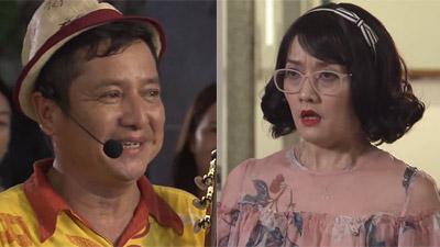 Ghét thì yêu thôi Tập 20: Không thể nhịn cười màn cầu hôn 'bá đạo' của ông Quang với bà Diễm
