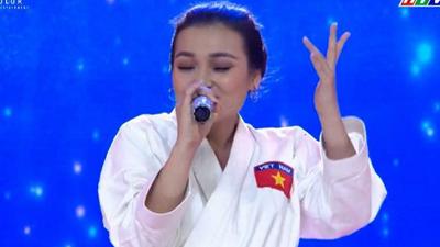 Cô gái giỏi võ khiến Trấn Thành sửng sốt vì giọng hát quá giống Uyên Linh