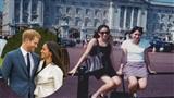 Bức ảnh hơn 20 năm trước tiết lộ mối lương duyên giữa Meghan Markle và Hoàng gia Anh