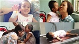 Độc quyền: Theo chân cả gia đình vào viện chữa bệnh cho em bé tật nguyền ở Thanh Hóa