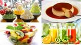 7 món ăn giải nhiệt hứa hẹn sẽ lên ngôi những ngày Sài Gòn nắng nóng đỉnh điểm