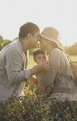 Chuyện tình siêu đáng yêu của bà mẹ Việt và chồng ngoại quốc: 'Hâm nóng' tình yêu bằng… bún đậu mắn tôm