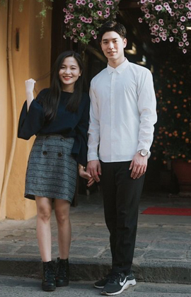 Tình yêu cổ tích từ thuở nàng chưa biết tiếng Nhật, còn chàng chưa biết tiếng Việt gây sốt