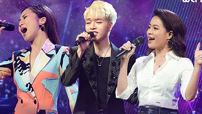 Hoàng Thùy Linh, Hương Tràm, Đức Phúc hòa giọng tình cảm trong ca khúc chủ đề cuộc thi 'The Debut'