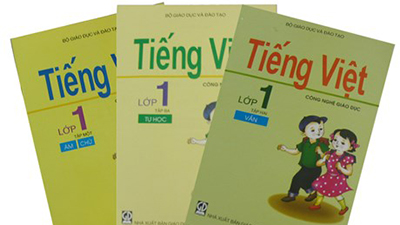 14 trường học ở Bình Phước dạy môn Tiếng Việt 1 Công nghệ giáo dục