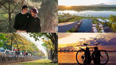 Những điểm hẹn hò lãng mạn nhất dành cho các cặp đôi khi Hà Nội vào thu