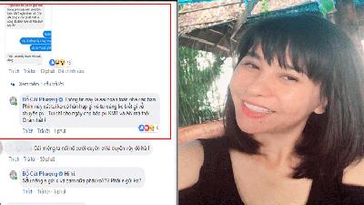 Cát Phượng chính thức lên tiếng về tin đồn đứng sau 'đạo diễn' chuyện tình Kiều Minh Tuấn - An Nguy