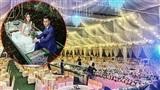 Đám cưới 'siêu khủng' tại Vĩnh Phúc, riêng rạp hoa giá 1 tỷ đồng: Cô dâu SN 2000, chú rể SN 1998